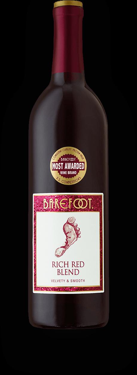 Rich Red Blend Wine
