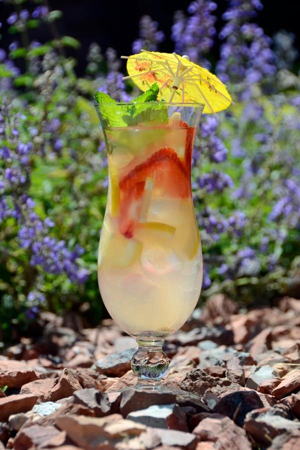 Photo of Strawberry Lemonade Sangria