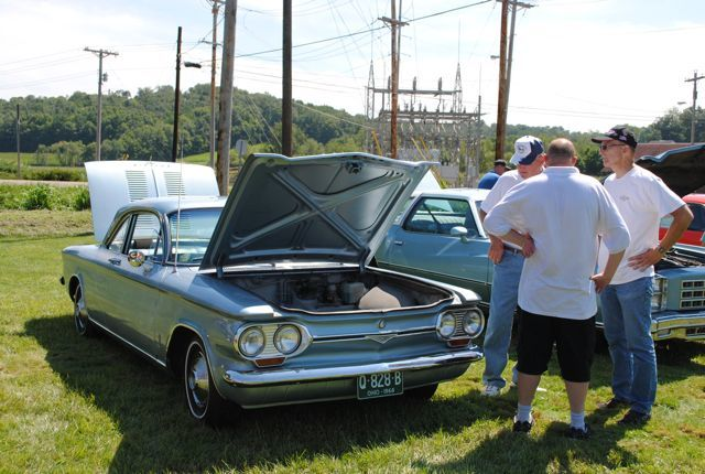 Classic cars cruise-in for a cause   The Bargain Hunter