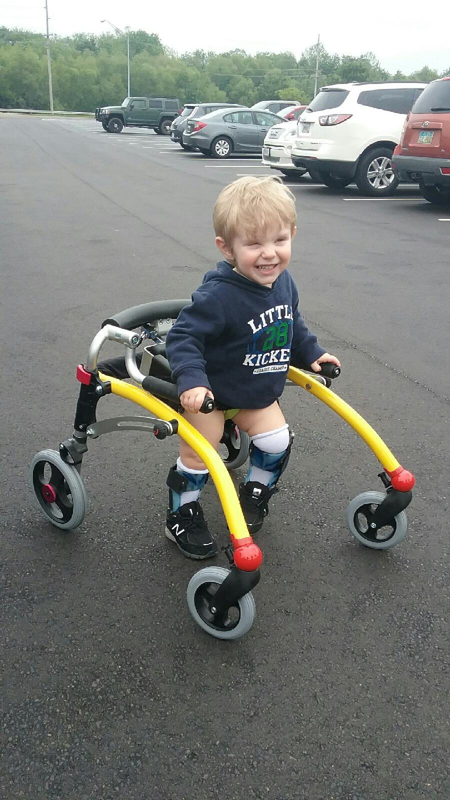 Henry S Journey A 2 Year Old Boy Raises The Bar The Bargain Hunter