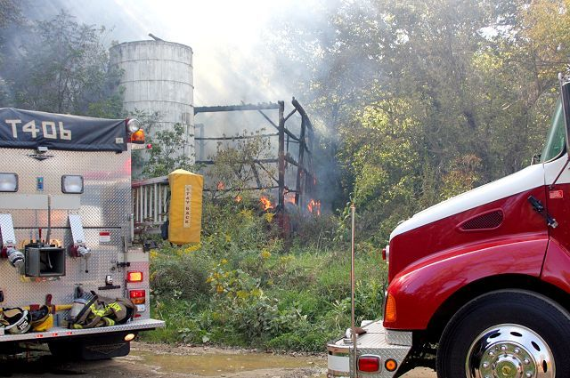 Richland Township barn fire believed to be arson | The