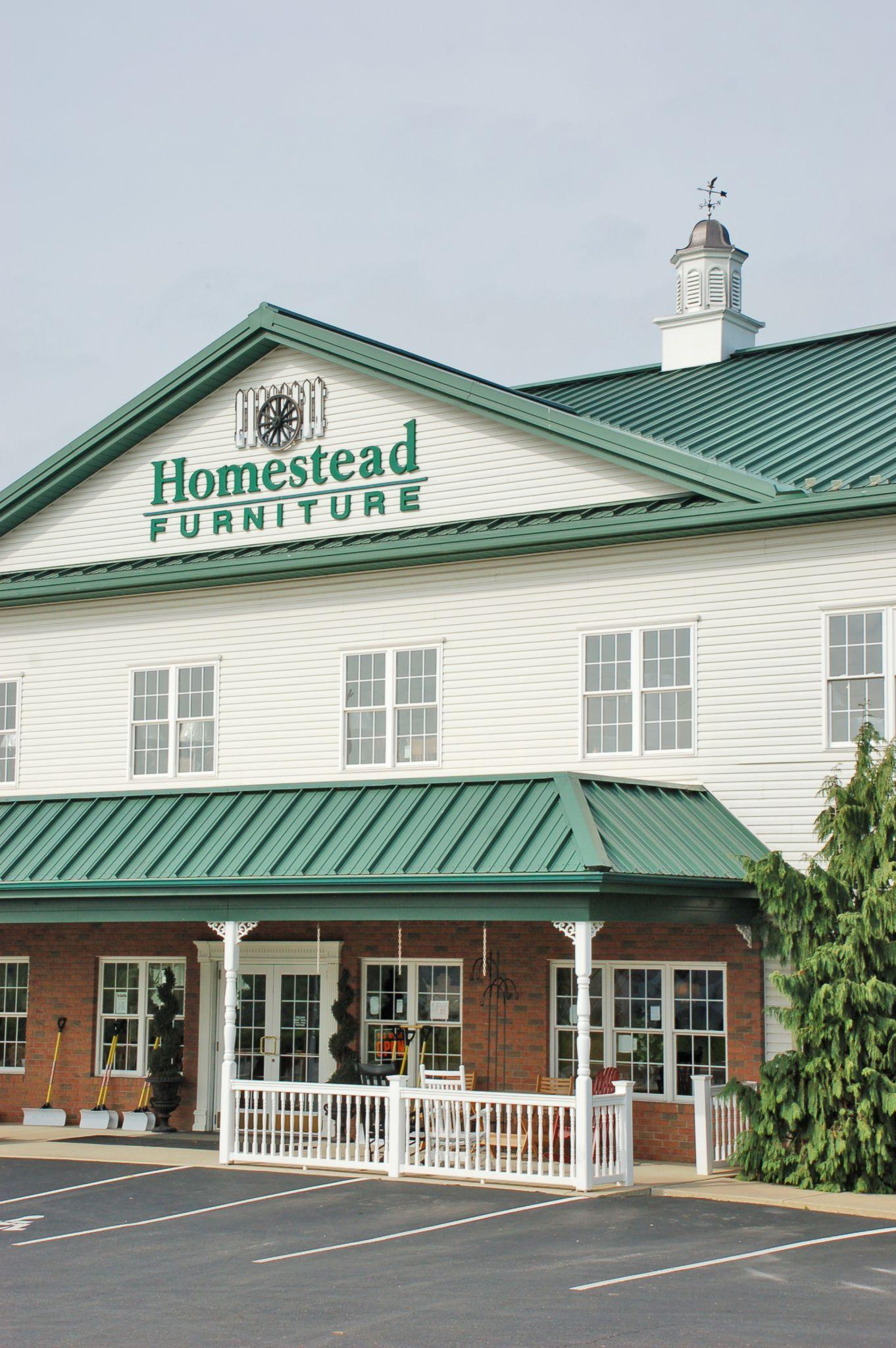 Homestead Furniture The Bargain Hunter