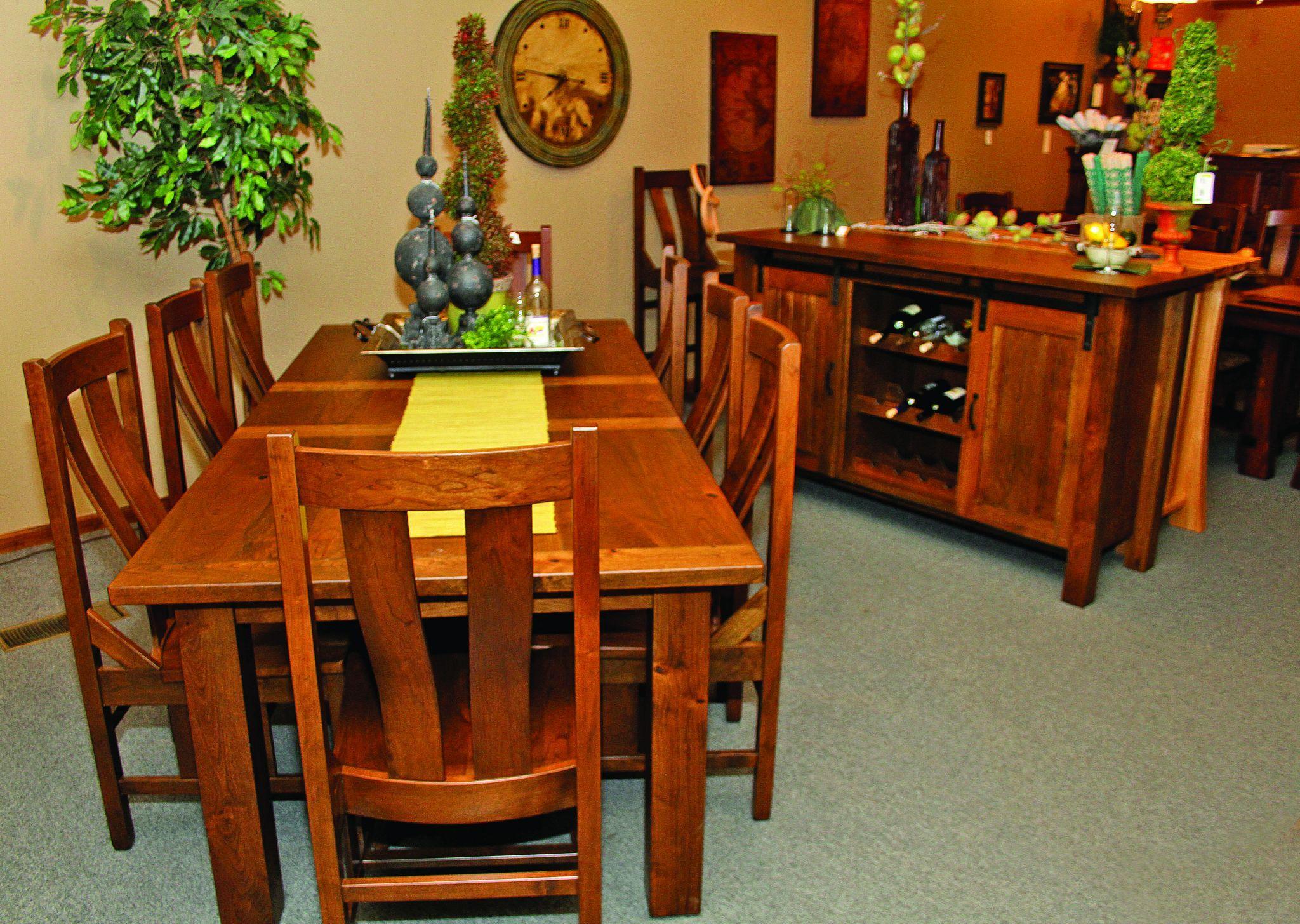 Schrock S Heritage Furniture The Bargain Hunter