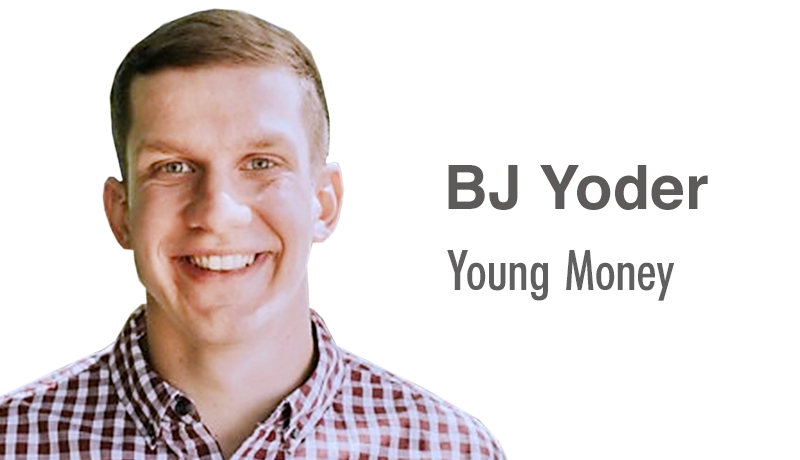 B.J. Yoder: Young Money