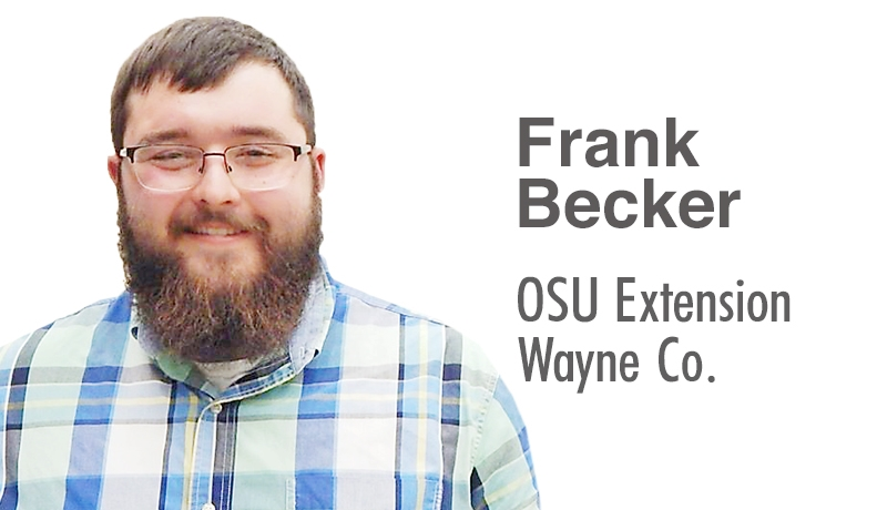 Frank Becker, OSU Extension Wayne County