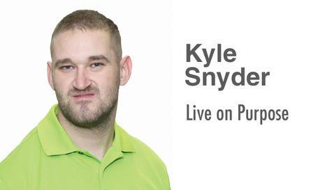 Kyle Snyder: Live on Purpose