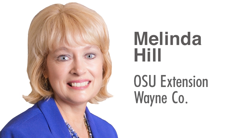 Melinda Hill, OSU Extension Wayne County
