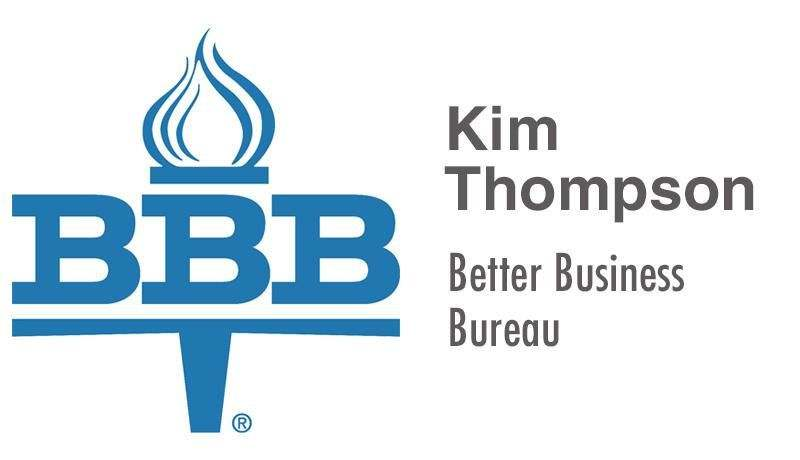 Kim Thompson: Better Business Bureau