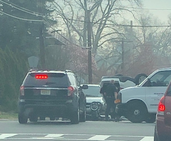 Accident At Grove and Watchung Ave in Montclair (UPDATED) | Baristanet