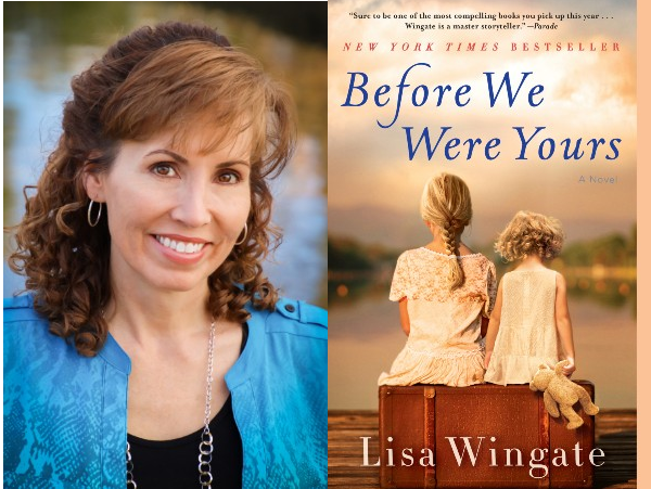 Glen Ridge Public Library and Glen Ridge Book Club to Host New York Times  Best-selling-Author Lisa Wingate | Baristanet