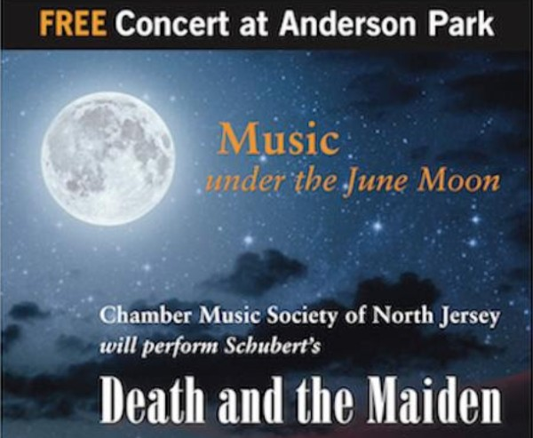 Music Under The June Moon at Anderson Park To Feature
