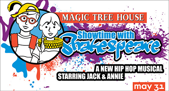 Weekend Family Fun: Magic Tree House, Grease, Harry Potter and More! |  Baristanet