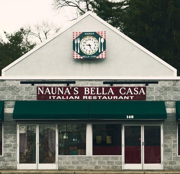 Nauna's Bella Casa To Close Tonight (Updated)   Baristanet