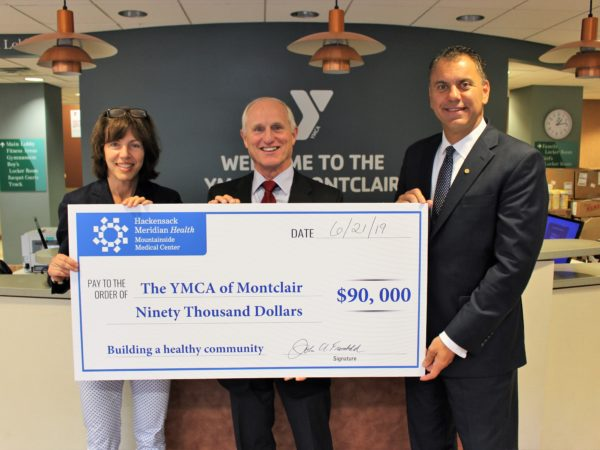b4bd81c79 YMCA of Montclair and Hackensack Meridian Health Mountainside Medical  Center Announce Partnership to Build a Healthier Community | Baristanet