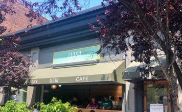 Luisa Bakery & Cafe Montclair
