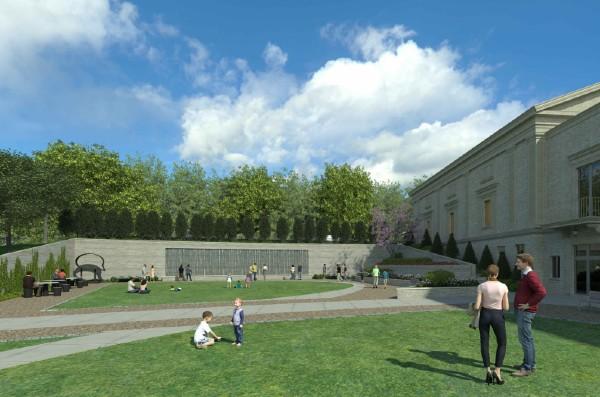 Montclair Planning Board Reviews Art Park at Montclair Art