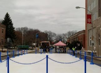 ice skating bloomfield center
