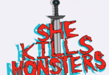 The School of Visual and Performing Arts at MHS (SVPA) Presents SHE KILLS MONSTERS