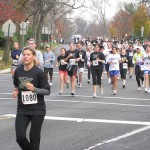 Ashenfelter 8K, A Thanksgiving Tradition In Baristaville