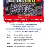Montclair Mobilizes Help For Haiti