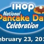 Free Pancake Day!
