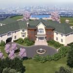 Baristaville's Newest Mega-Mansion