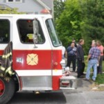 Fire at Summit Ave Home Put Out; Caused by Electrical Fault