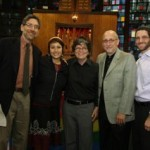 Three Rabbis, A Cantor, A Guest Speaker and Lots of Pride
