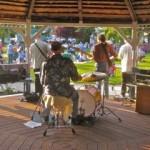 Baristaville Summer Concert Series