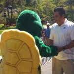 Code Red Makes Turtle Back Zoo Wilder Than Usual