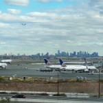 Suspicious Packages Bring Hazmat to Newark and Philly Airports