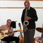 Improv With Jazz Great at the Montclair Cooperative School