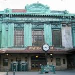 Everyone to Hoboken Train Station
