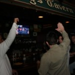 Yankee Fever Takes Over Tierney's Tavern