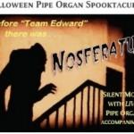 Vampire Movie and Live Organ Concert at GR Church