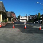 Paving Work Over at Upper Mtc Plaza: Businesses Reel from Lost Earnings