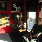 Coffee with … Wheeler Antabanez