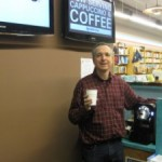 Words Bookstore Gets Caffeinated
