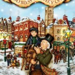 Giveaway–A Christmas Carol: A Pop-Up Book