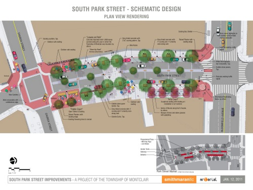 Residents Take Second Look At S Park Street Design