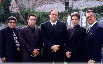 Mafia Bust Includesreal Sopranos Baristanet El Real Estate