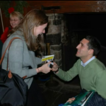 Les Miz Marriage Proposal