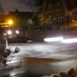 Snow Stunned in Baristaville
