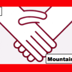 Aetna and Mountainside Hospital Shake Hands