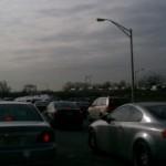 NYC-bound Traffic at a Standstill
