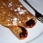 Ask Holly: Easy Cherry Jam Crepes