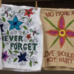 Clothesline Project Comes to Church Street