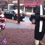 Wreath Laid in Memory of Postal Shooting Victims