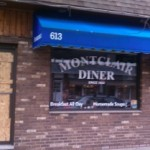 Fire at Montclair's Char-Coal Broil