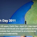 Go Green for Earth Day, 2011